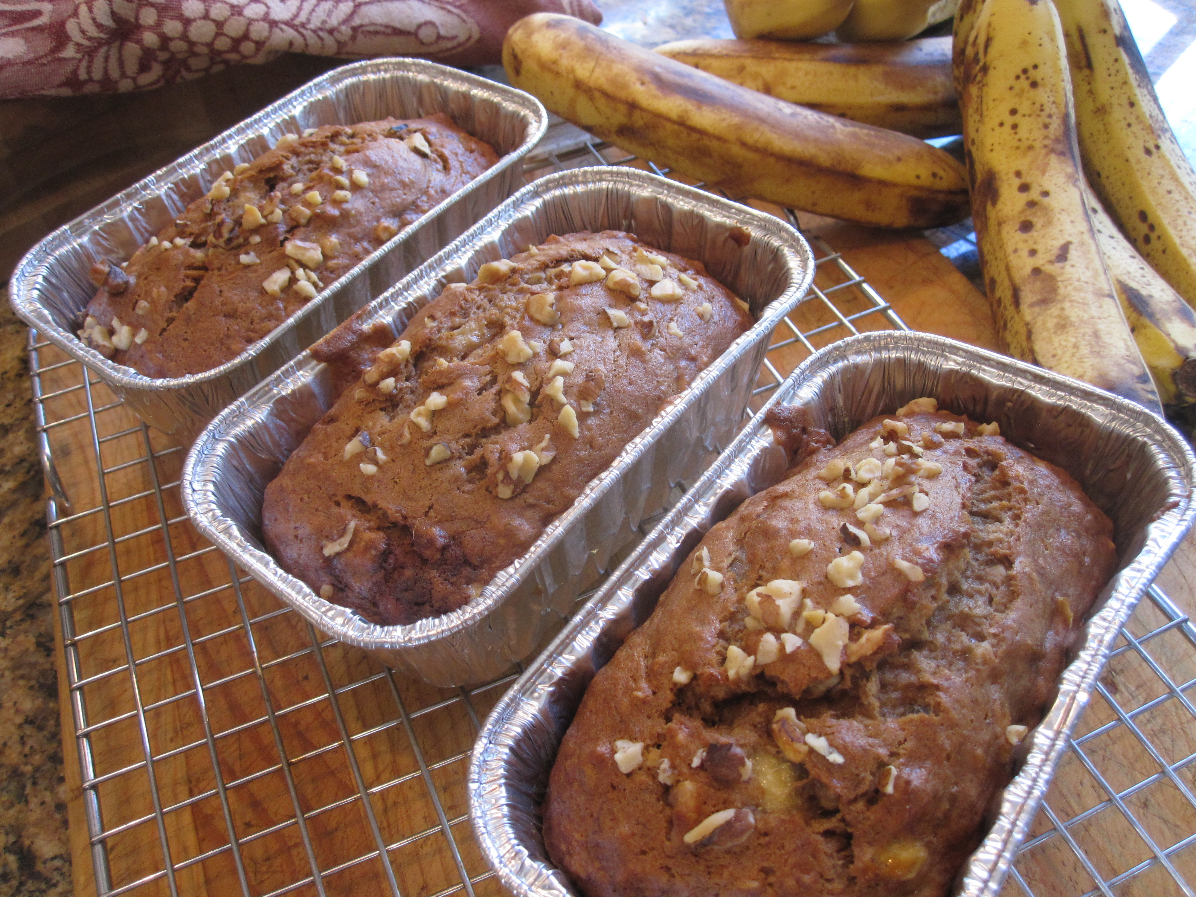 smitten kitchen banana bread | eat. cook. blog.